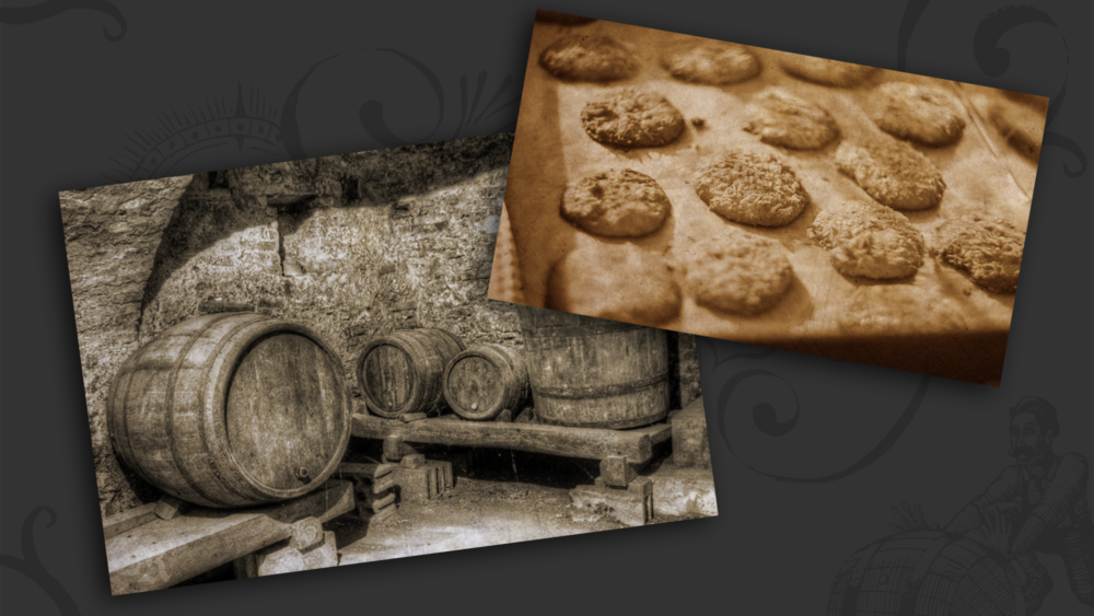 Cellar Cookies Whiskeydaddle